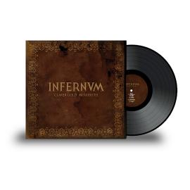 Claver Gold & Murubutu - Infernum - LP Nero