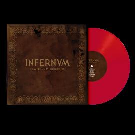 Claver Gold & Murubutu - Infernum - LP rosso - Pre order fino al 15 Aprile